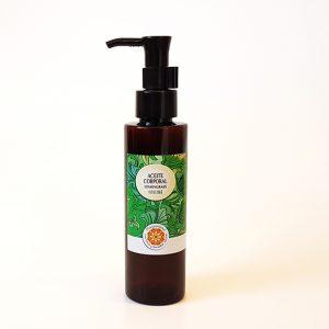 aceite cuerpo lemongrass